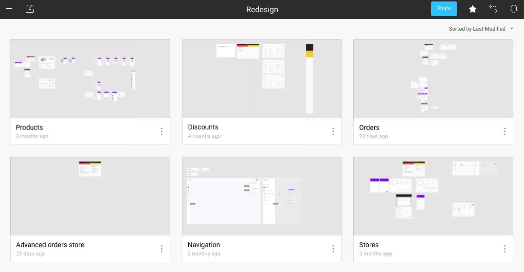 Organizing Figma documents | Mashup Garage Playbook